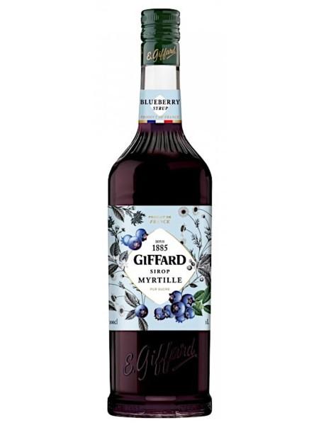 Giffard Myrtille Heidelbeer Sirup 1 Liter