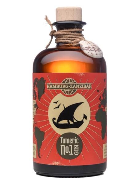 Zanzibar Tumeric No. 1 Gin 0,5 Liter