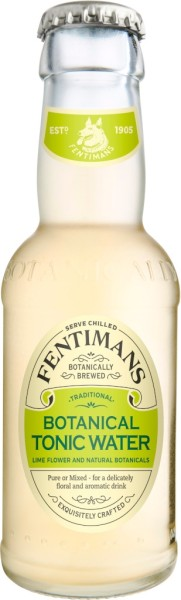Fentimans Botanical Tonic Water 0,125l