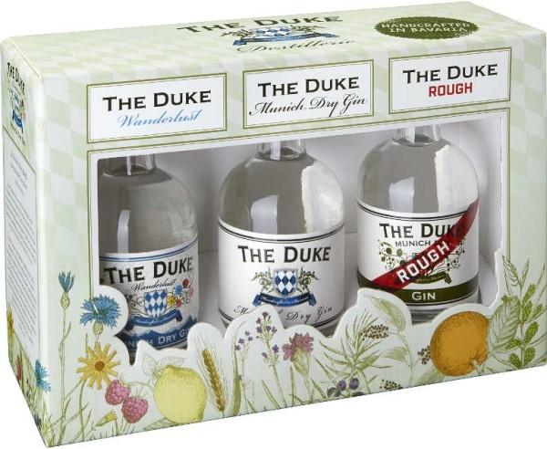 Duke Gin 3er Set 0,1l