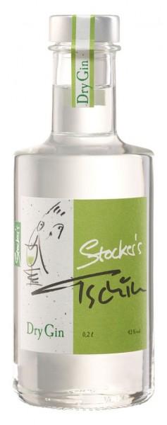 Stockers Tschin Dry Gin 0,2l