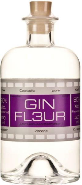 Gesandter Gin Fleur 60% 0,5l