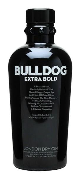 Bulldog Gin Extra Bold 1 Liter
