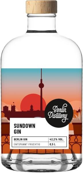 Sundown Gin 0,5l