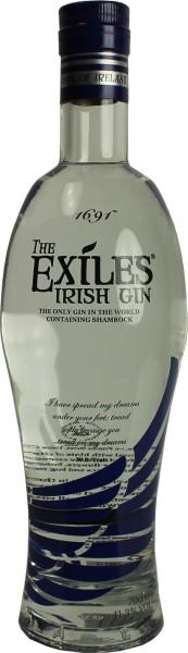 The Exiles Irish Gin 0,7l