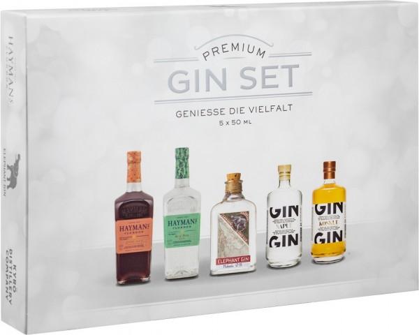 Premium Gin Set 5 x 40ml