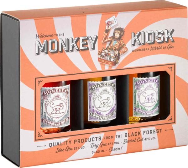 Monkey 47 Gin Kiosk 3x0,05l