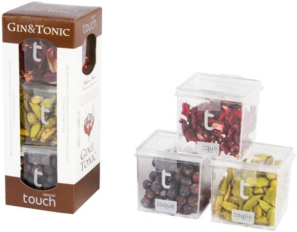 Special Touch Gewürze für Gin&Tonic (3er Set)