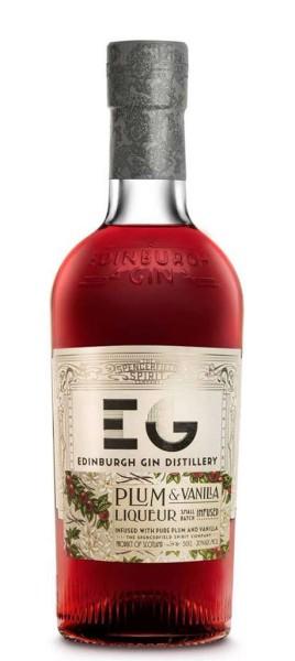 Edinburgh Plum & Vanilla Gin Likör 0,5l