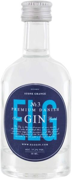 Elg No.3 Gin Navy Strength Mini 0,05 Liter