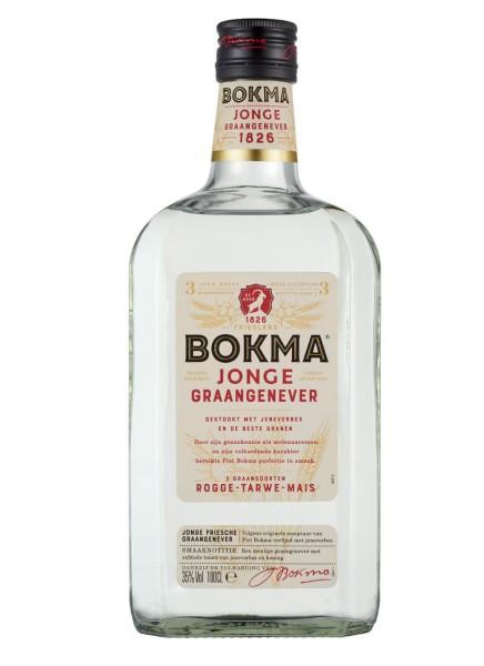 Bokma Jonge Jenever 0,7 Liter