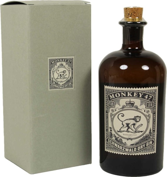 Monkey 47 Distillers Cut 0,5l