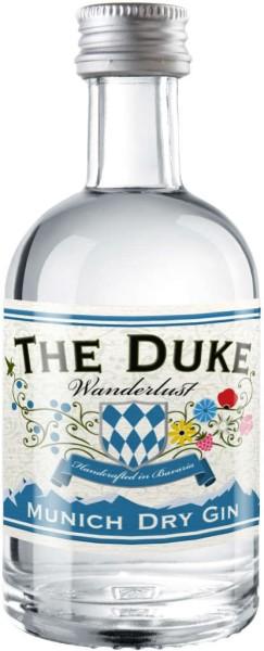 The Duke Wanderlust Gin Mini 5cl