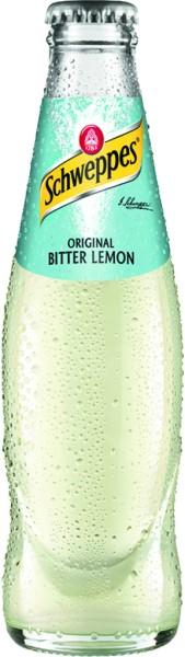 Schweppes Bitter Lemon 0.2 l