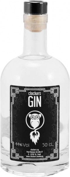 Clockers Gin 1-a 0,5l