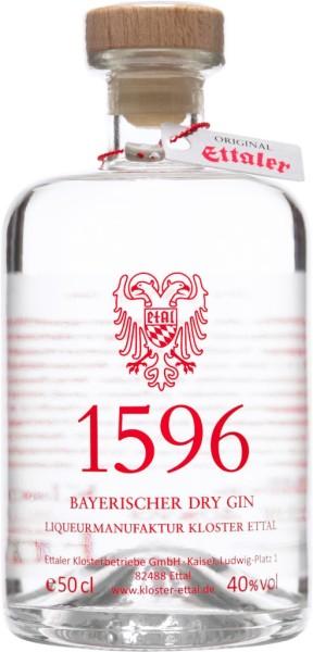 Ettaler 1596 Bayerischer Dry Gin 0,5l