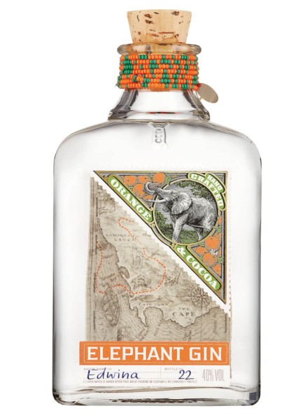 Elephant Orange Cocoa Gin 0,5 Liter