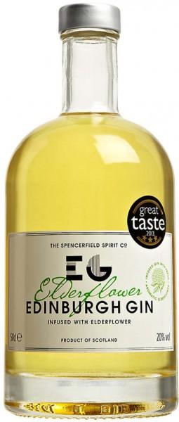 Edinburgh Elderflower Gin Likör 0,5l