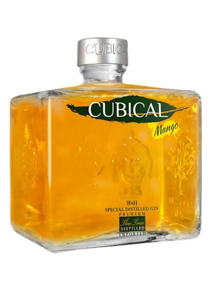 Cubical Premium Special Dry Gin Mango 0,7 Liter
