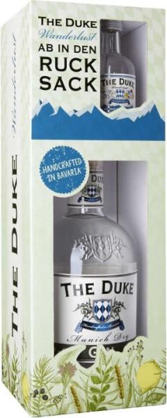The Duke Munich Dry Gin 0,7l + The Duke Wanderlust Gin 5cl