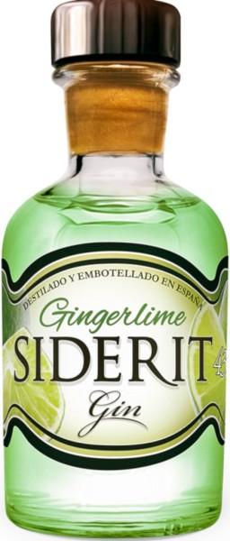 Siderit Gin Ginger Lime Mini 0,05l