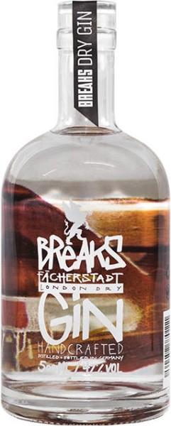 Breaks Gin Erde 0,5l