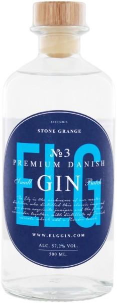 Elg No.3 Gin Navy Strength 0,5l