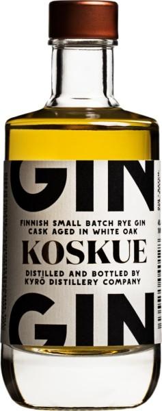 Kyrö Koskue Barrel Aged Gin Mini 0,1l