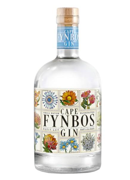 Cape Fynbos Gin 0,5 Liter mit Glas