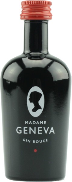 Madame Geneva Gin Rouge Mini 5cl