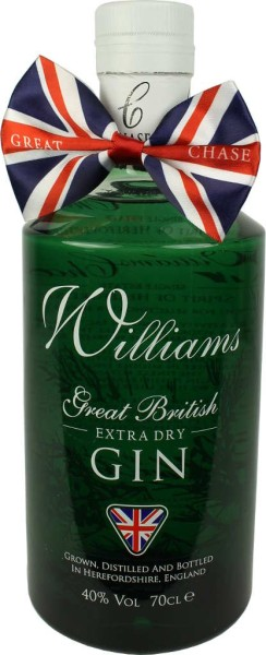 Chase Gin Great British Extra Dry 0,7l