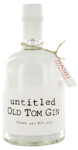Untitled Old Tom Gin 0,5l