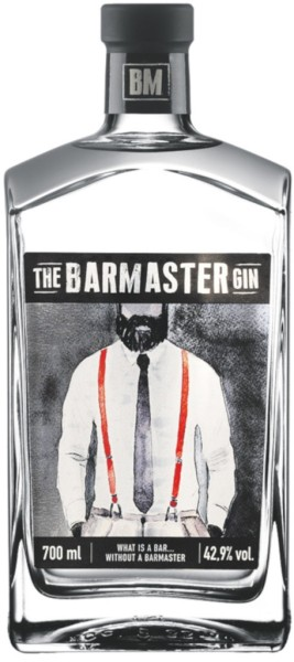 The Barmaster Gin Doppelmagnum 3l