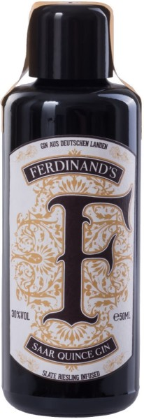 Ferdinands Saar Quince Mini 5cl