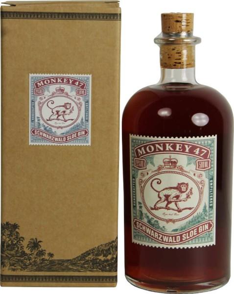 Monkey 47 Sloe Gin 0,5l in Geschenkpackung