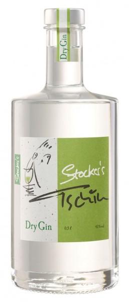 Stockers Tschin Dry Gin 0,5l