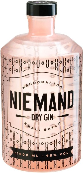 Niemand Dry Gin 1l