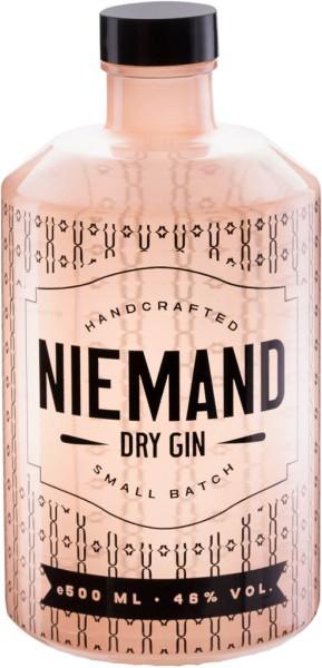 Niemand Dry Gin 0,5l