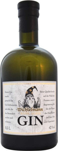 Wichtelmann Wine Aged Gin 0,5l