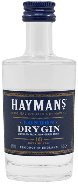 Haymans London Dry Gin Mini 5cl