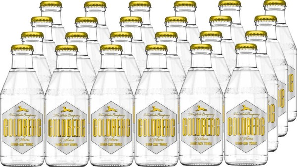 Goldberg Bone Dry Tonic Water 24er