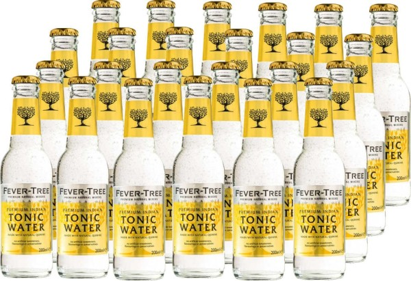 Fever Tree Indian Tonic Water 24er