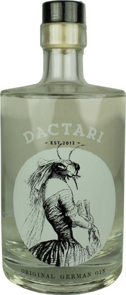 Dactari Gin I dream of GINi 0,5l