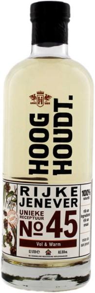 Hooghoudt Rijke Jenever No.45 0,7l