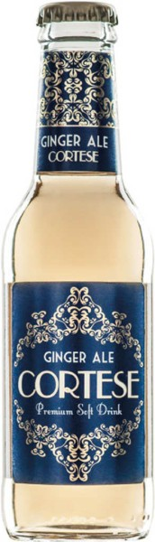 Cortese Premium Soft Drinks Ginger Ale 0,2l