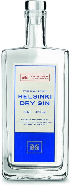 Helsinki Dry Gin 0,5l