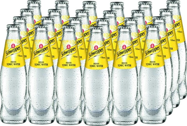 Schweppes Indian Tonic Water 24er