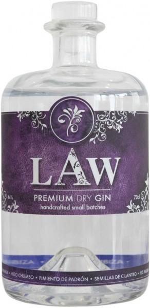 LAW Dry Gin 0,7l