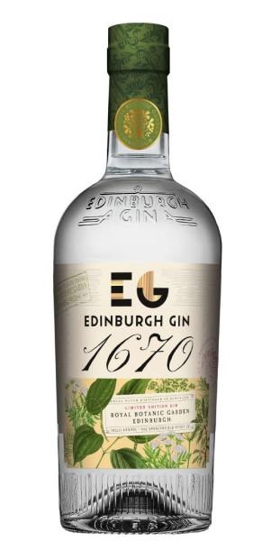 Edinburgh 1670 Gin 0,7l
