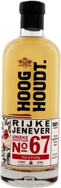 Hooghoudt Rijke Jenever No.67 0,7l
